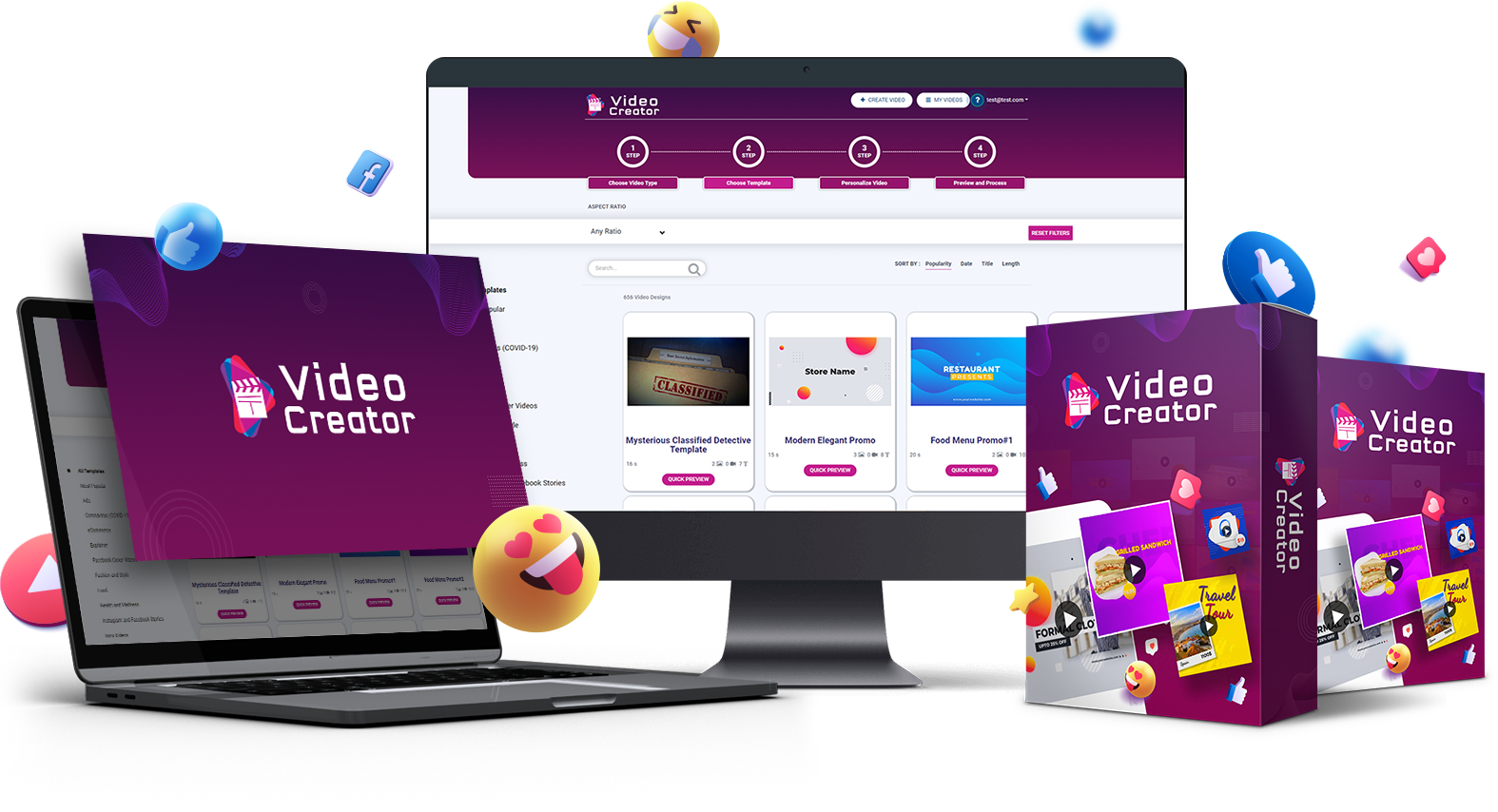 VideoCreator Review – Unique One-Stop Video Solution (New Technology)