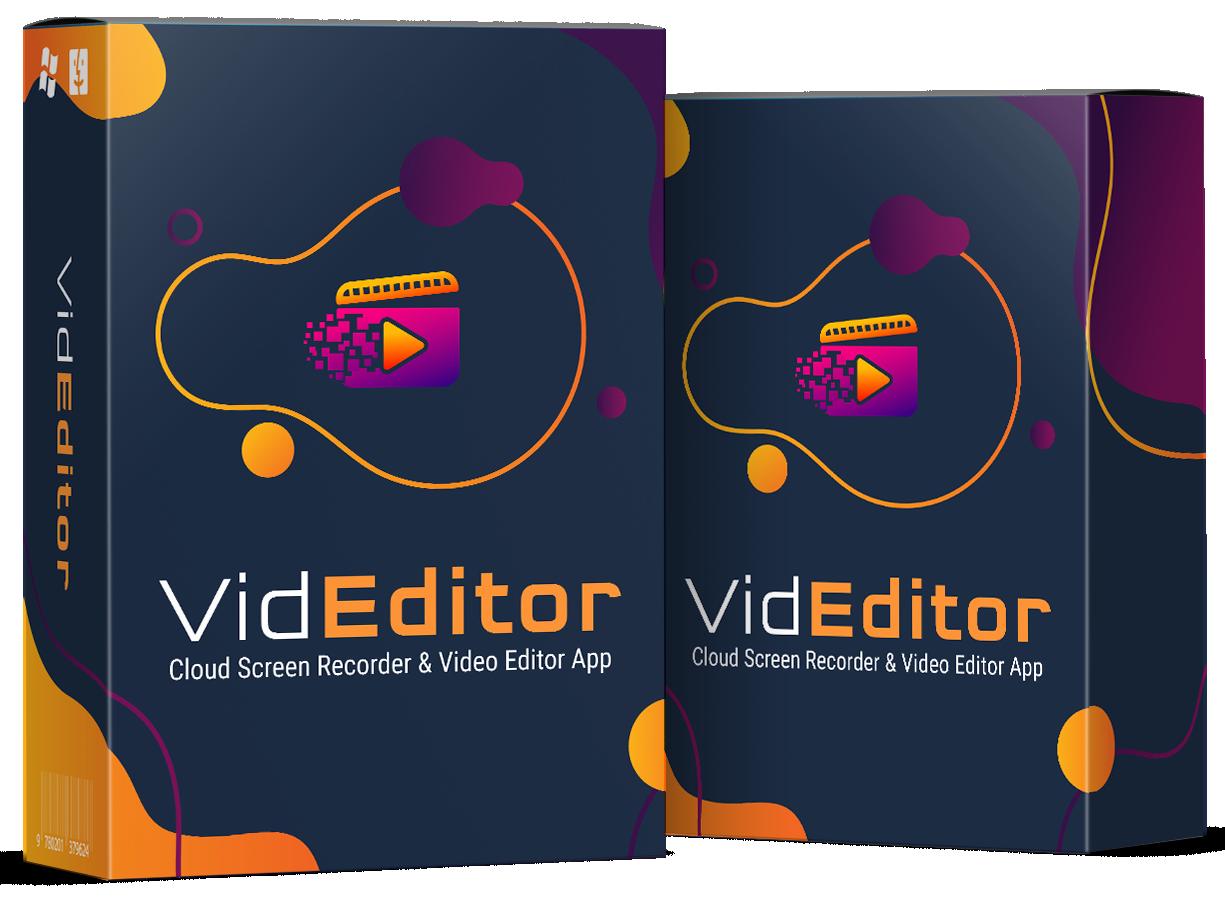 Upgrade #2 - VidEditor Unlimited - OTO ($49 Value)