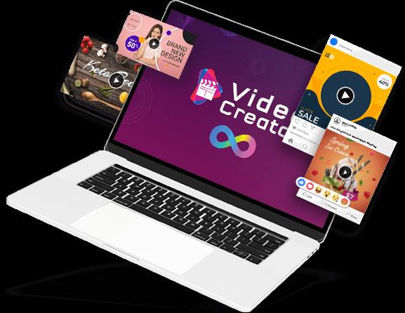 Publish video using VideoCreator
